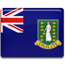 Flag of Virgin Islands, British