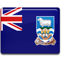 Flag of Falkland Islands (Malvinas)