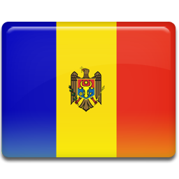 Flag of Moldova, Republic of