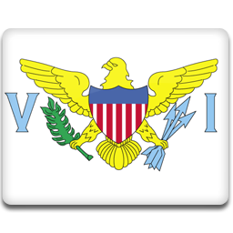 Flag of Virgin Islands, U.S.