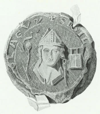 Ancient Seal Of Glasgow