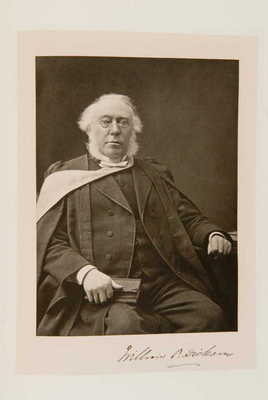 William P Dickson, 1891