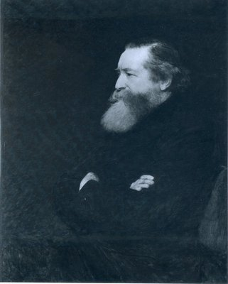 John Nichol, first Regius Professor of English Language and Literature