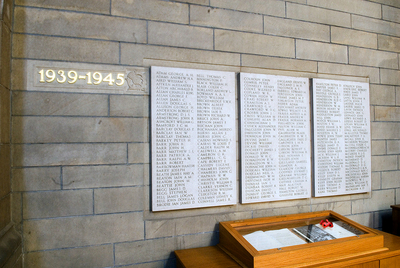 Roll of Honour Tablets