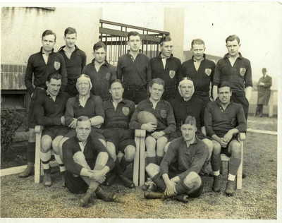 Rugby Team, Westerlands, 1920s