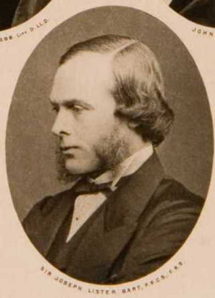 """account of the life and works of joseph lister This biographical sketch on baron joseph lister corresponds to the  """"in the  course of the year 1864 i was much struck with an account of the."""