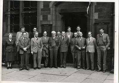 Department of Geology 1950s