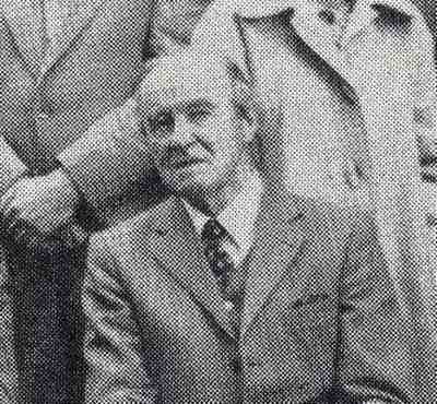 Monteath Robertson at his 80th birthday conference, September 1980