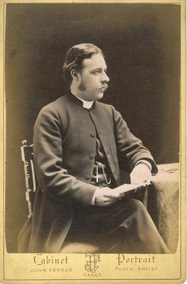 John Forbes Macpherson (photograph from the family)