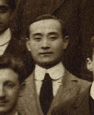 Y Y Liu, the first President of the Sino-Scottish Society