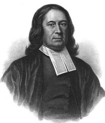 Portrait of Joseph Sewall, minister of Old South, Boston