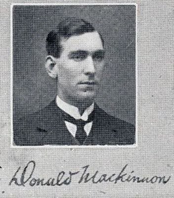 Donald MacKinnon