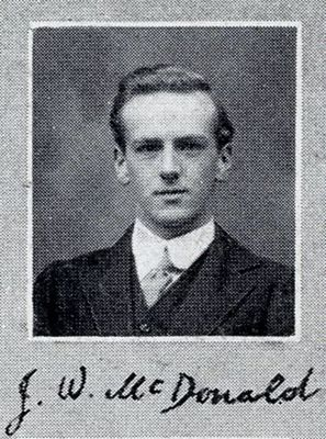 James Walter McDonald
