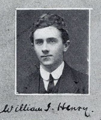 William John Henry