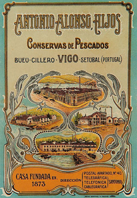 Catalogue cover from c.1915