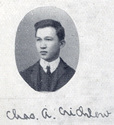 Charles Adolphus Crichlow, MB 1907