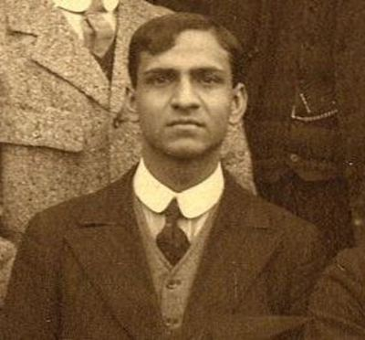 A P Roy, Department of Engineering and Naval Architecture 1909-10