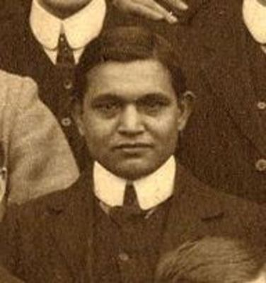 N Lall, Department of Engineering and Naval Architecture 1909-1910
