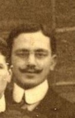 M Sabet, Department of Engineering and Naval Architecture 1909-1910