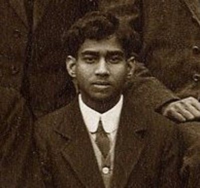 J Saverimuttu, Engineering and Naval Architecture session 1911-12