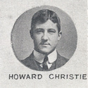 Henry Howard Christie MBChB 1906