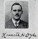 Kenneth Henry Dyke, MB ChB 1917