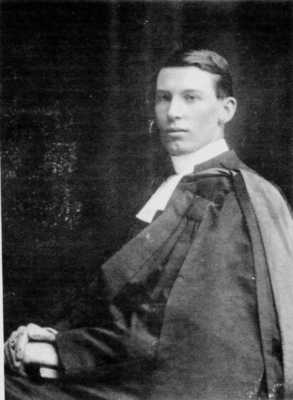 Reverend James MacMorland