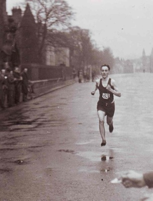 Joseph McGhee, 1948 Scottish Universities' Cross Country Championship