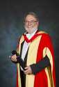 Professor Sir Peter Knight Honorary graduation