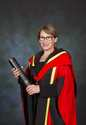 Professor Suzanne Fortier Honorary graduation