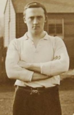 Alfred Basil Blake in the Rugby Team