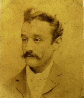 Gilbert Petgrave Johnson c1890s
