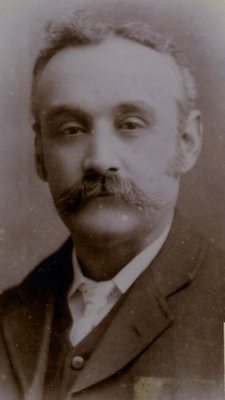 Gilbert Petgrave Johnson c1900
