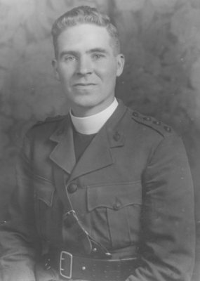 Chaplain Henry Smith